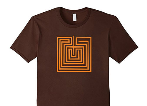Mother Earth Maze Native American Symbol - Amazon Merch