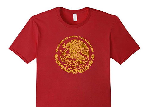 Never forget where you came from - Roots - Mexico - Amazon Merch BranBran